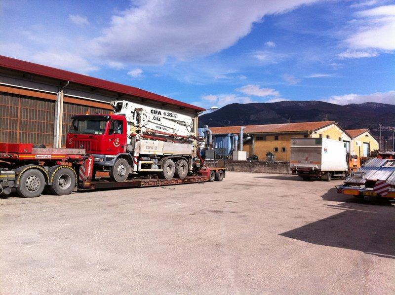 Migliorati Trasporti - Recupero di autocarri, camion e autobus 1